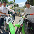 Iloilo City couple riding on a motorcycle for church wedding went viral