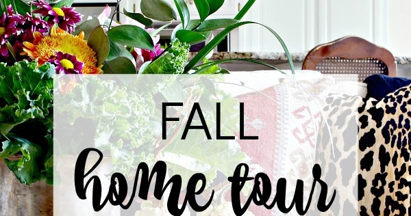 2016 FALL HOME TOUR (PART 1) - Dimples and Tangles 2017-08-16 02:00