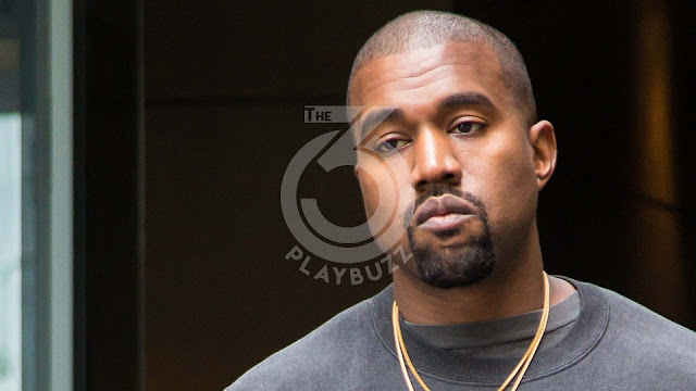 Kanye West is violently attacking the ex of his wife Kim Kardashian