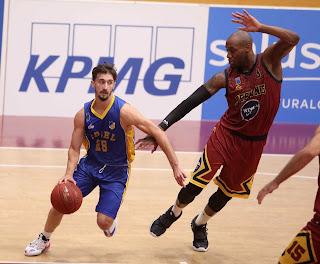 Ο καλαθοσφαιρικός ΑΠΟΕΛ γνώρισε την ήττα με 82-72 από τον ΚΕΡΑΥΝΟ στο «Κώστας Παπαέλληνας» 3η αγ.