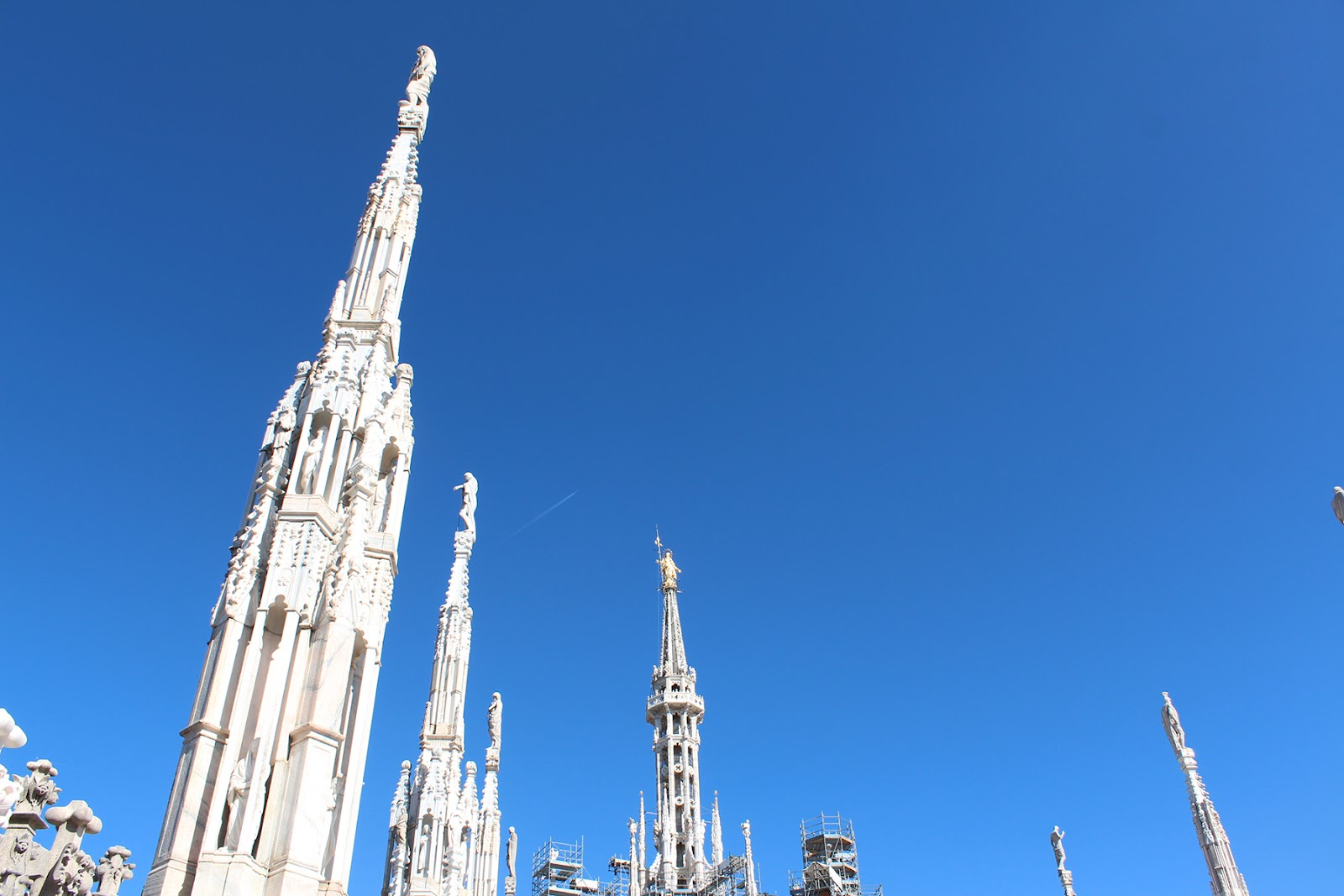 Milano duomo guglie italia italy