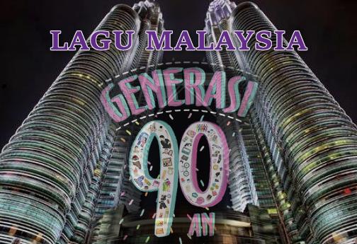 Lagu Malaysia Populer Terpopuler Sepajang Masa