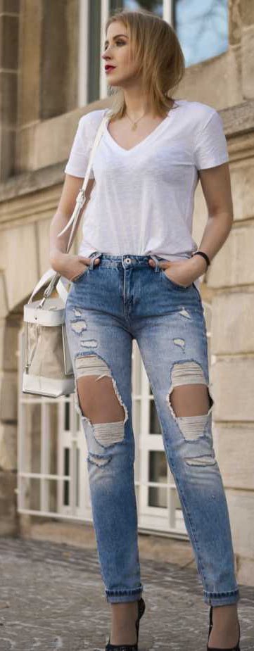 Outfit Ideas to Wear This Summer #SummerOutfit