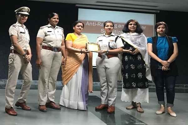 acp-dharna-yadav-started-awareness-program-crime-against-women
