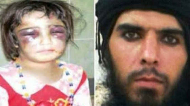 ISIS Fighter Raping Little Girl Tells Her That Rape Is An