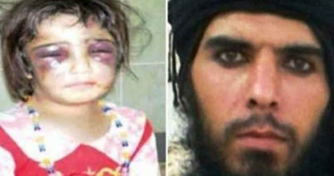 ISIS Fighter Raping Little Girl Tells Her That Rape Is An Act Of