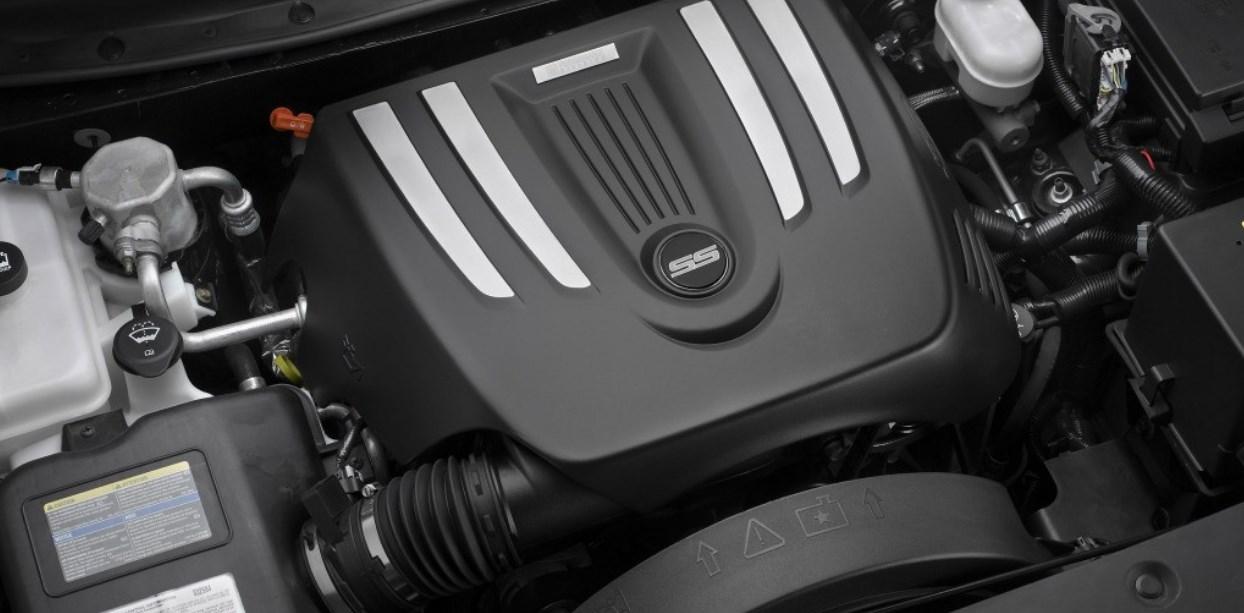 2020 chevy blazer engine