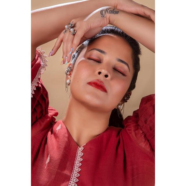 Actress Anasuya Bharadwaj Latest HD Pictures Actress Trend