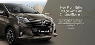 Spesial Untuk Anda, Promo Spektakuler Harga Kredit Toyota Calya