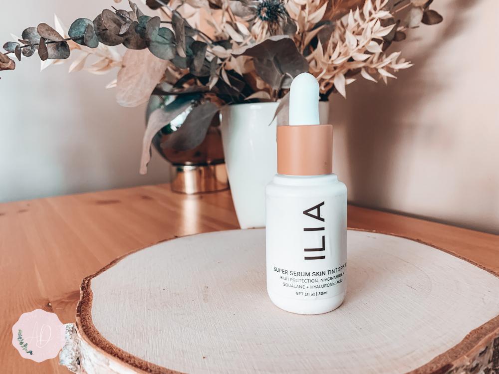 Avis sur le Super Serum Skin Tint de Ilia.