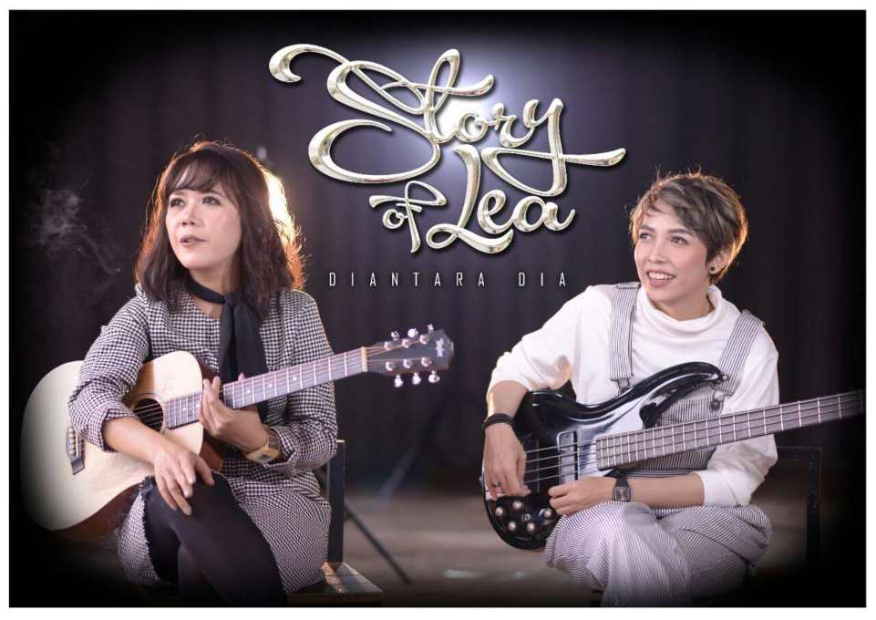 Raia dan Zhia, personal grup musik Story of Lea. (Dok. Istimewa)