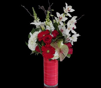 Truly Yours Custom Floral Arrangement