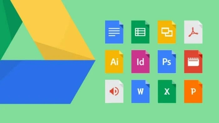 Google Drive interface Cloud Storage Services