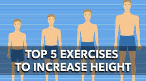 how to become Tall using   exercises For children and Adults ?