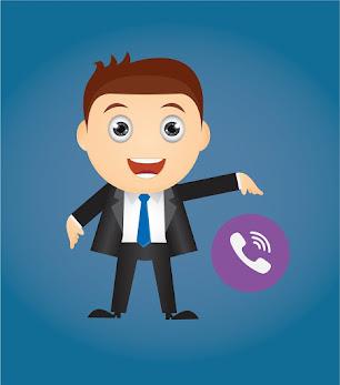 طرق لاستخدام تطبيق Viber في عملك