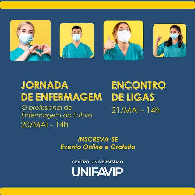 """UniFavip promove """"Jornada da Enfermagem e Encontro de Ligas"""""""