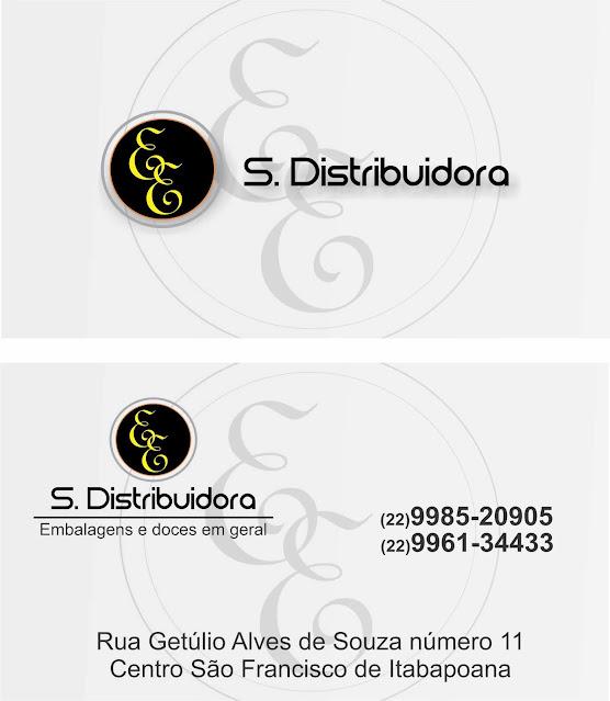 Logo para empresa S.Distribuidora-SFI_RJ