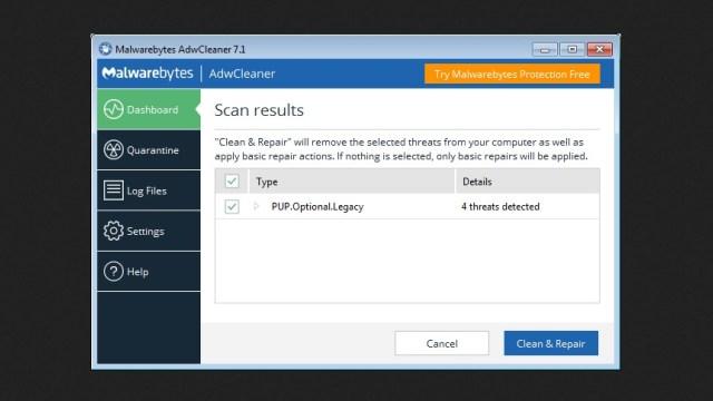 AdwCleaner Download Free for Windows 10, 7, 8, 8 1 32/64 bit