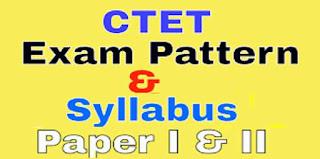 CTET Syllabus PDF 2019