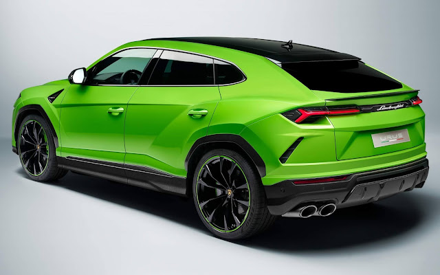 Lamborghini Urus 2021 ganha versão  Pearl Capsule - fotos