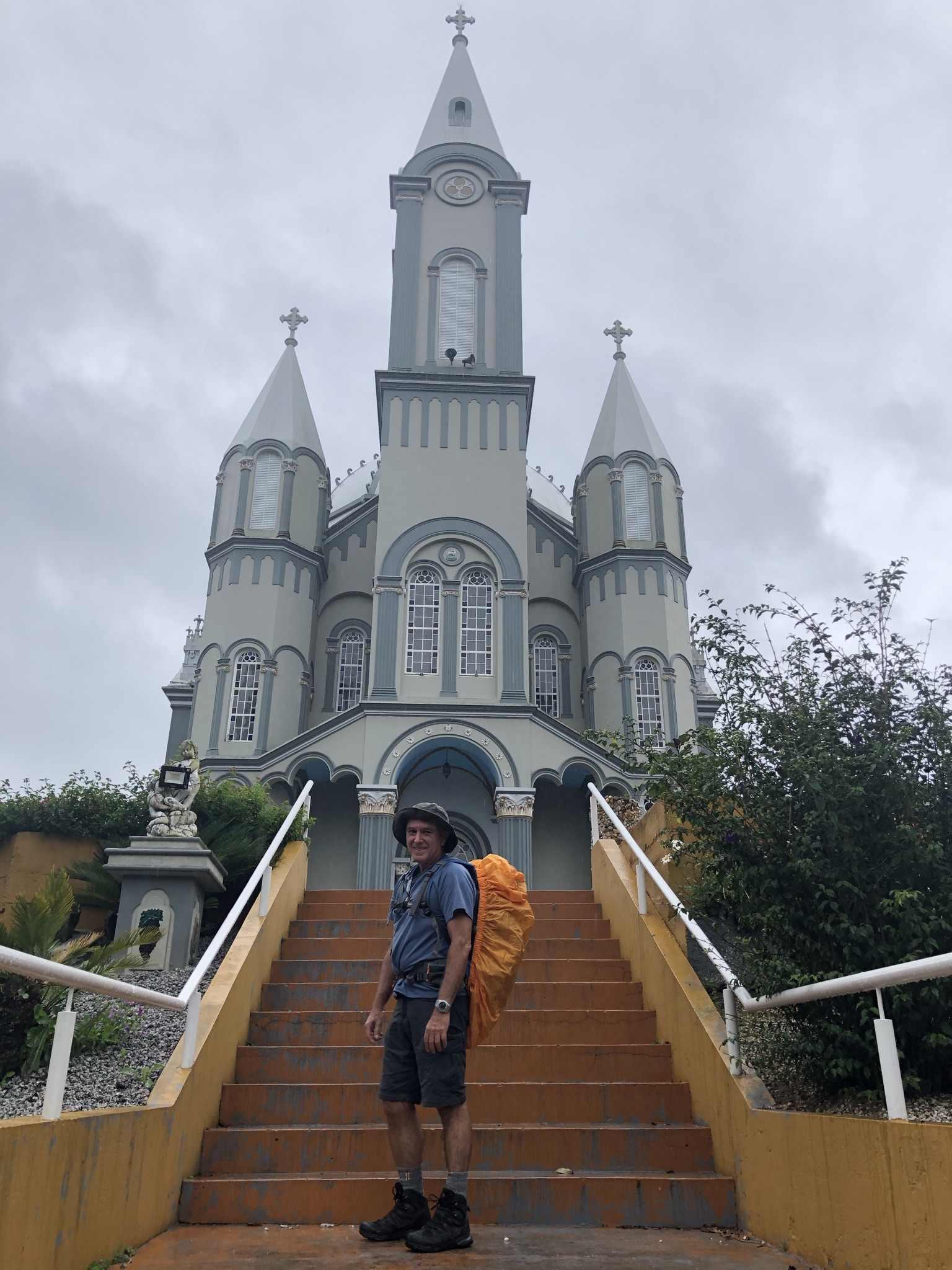 Igreja Matriz de São Pedro de Alcântara-SC