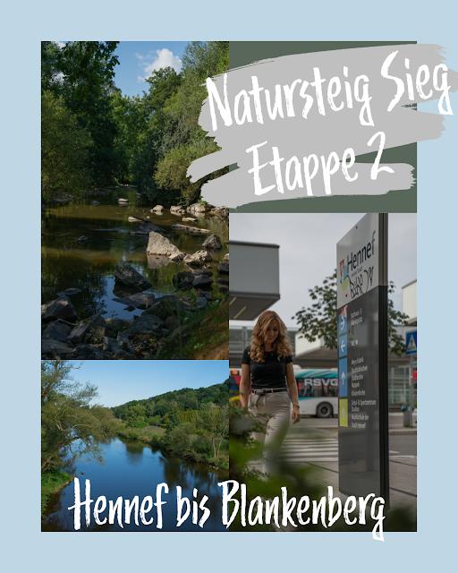 Natursteig Sieg - Etappe 2  Hennef bis Blankenberg  Wandern Naturregion-Sieg 30