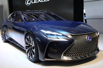 Lexus LF-FC 2018 Review, Specs, Price