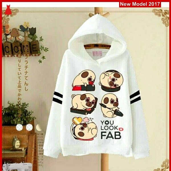 MSF0004 Model Sweater Hoodie Murah You Look BMG