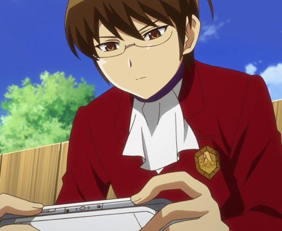 Keima Katsuragi - Kami nomi zo Shiru Sekai
