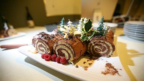 The Belgian Christmas meal