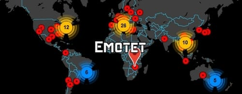 Warnings of a rise in emotet attacks