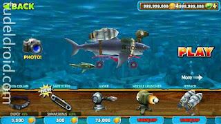 Hungry Shark Evolution Mega Mod
