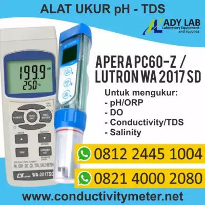 jual conductivity meter Lutron WA 2017 SD
