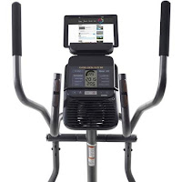Gold Gym 450i console