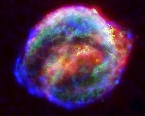 Restos de la supernova de 1604