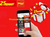 Logo Penny Game 2° edizione: vinci gratis 25000 premi a settimana