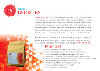 Nulife Detox Tea