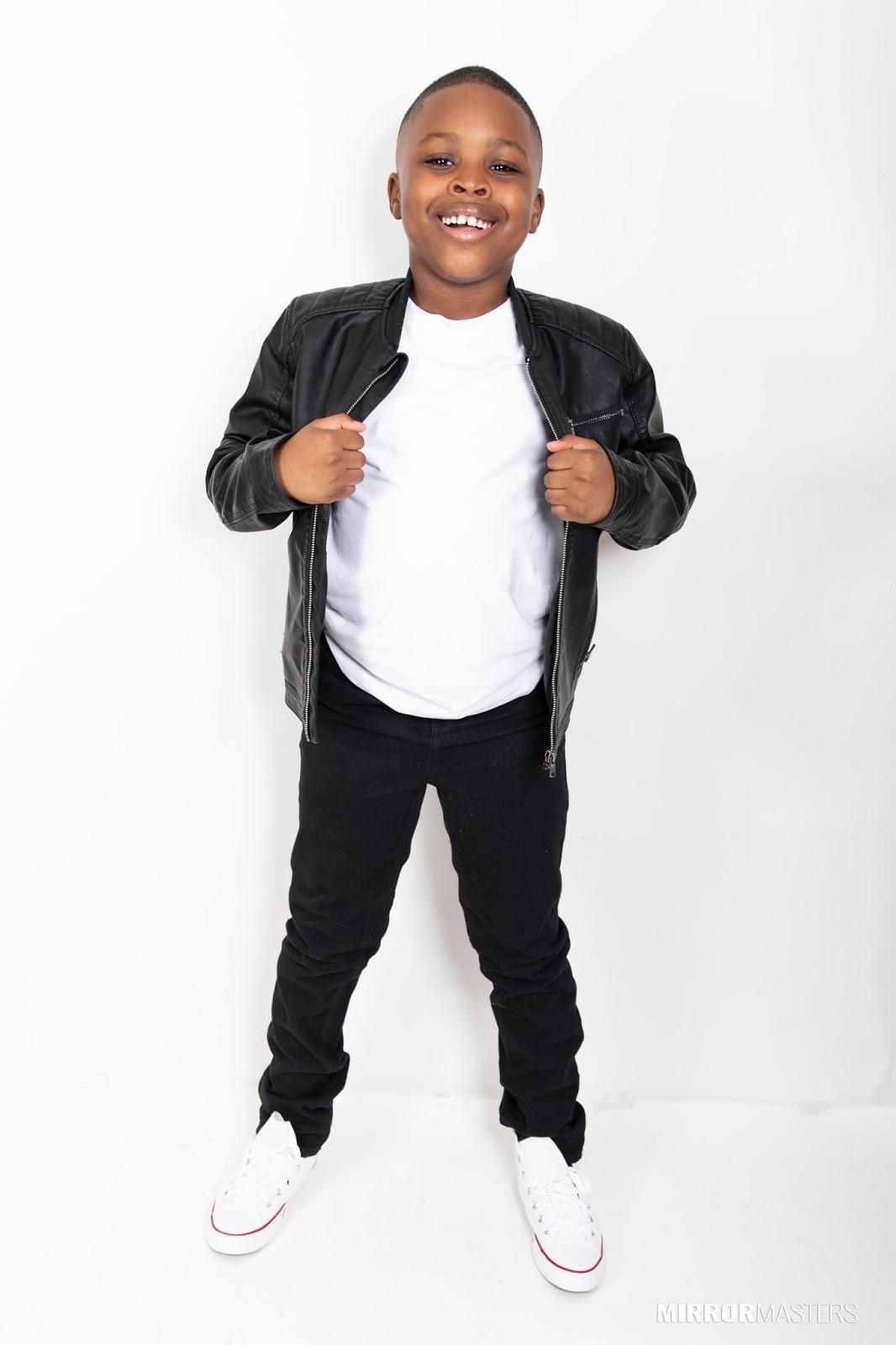 Introducing: Young Actor Daniel Bintsanya