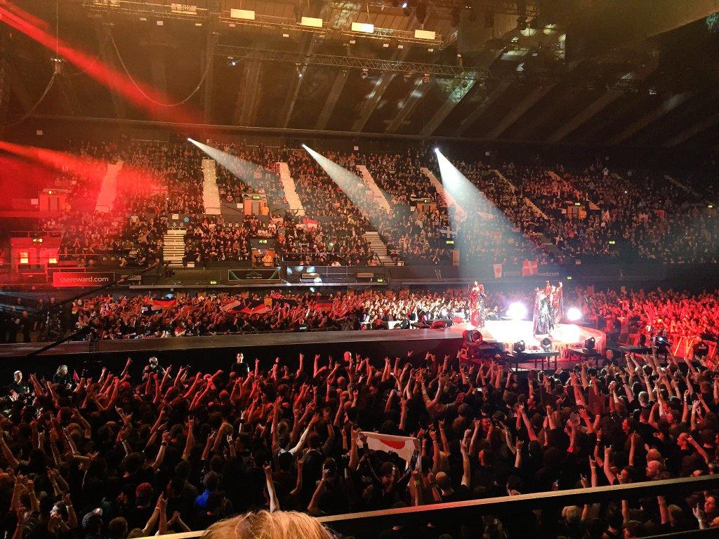 babymetal ライブ ビュー イング