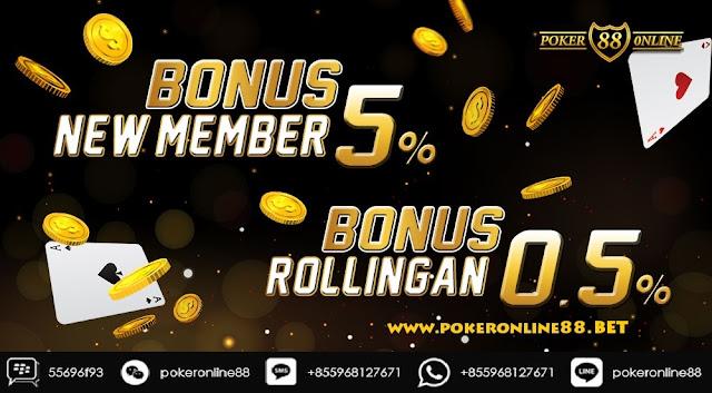 PokerOnline88 Situs DominoQQ Terbaik dan Terpercaya 2019