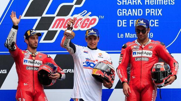 Jelang MotoGP Italia Bos Besar Ducati Menyindir Hondar 2019