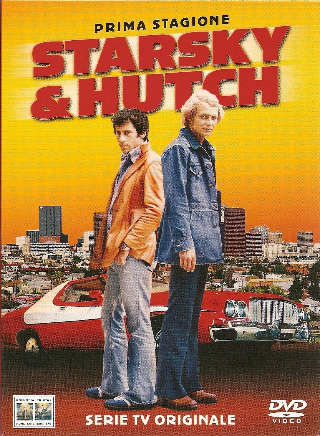Starsky & Hutch Serie Completa Ingles