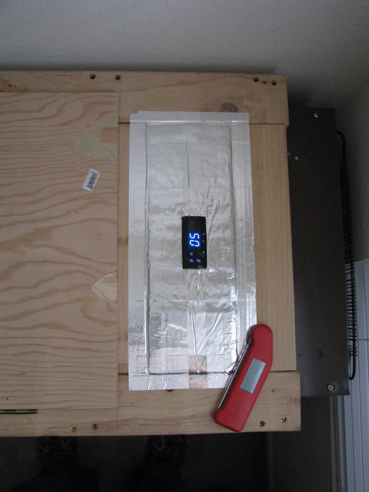 Fermentation Chamber Build