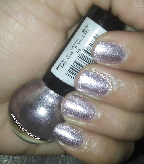 ELLE 18 NAIL COLOR POP SWATCH REVIEW AND ANILART