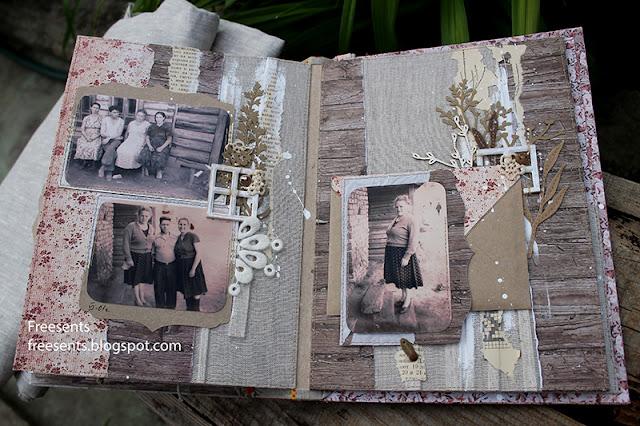 бесплатно бабушки фотоальбомы