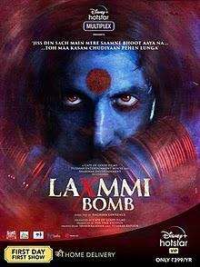 LAXMMI BOMB - AKSHAY KUMAR 2020