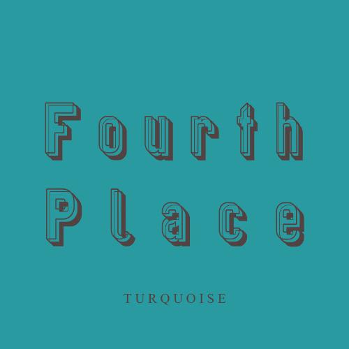V.A. - Fourth Place TURQUOISE rar