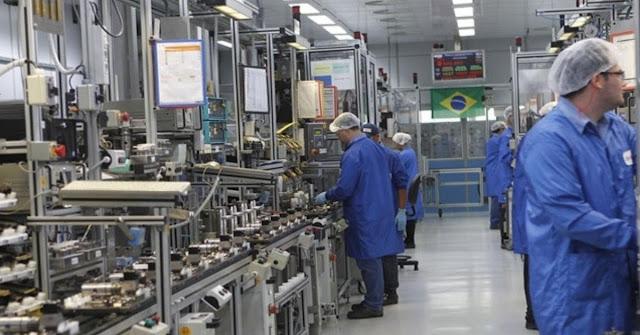 auxiliar de produção cic