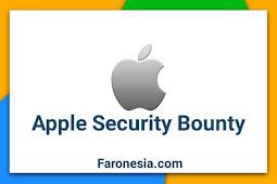 Sayembara Apple Security Bounty berhadiah miliaran
