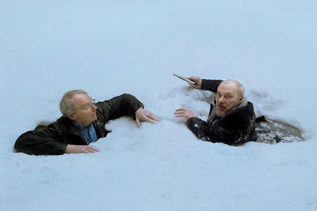 der cineast Filmblog Kill Billy Harold und Ingvar im Eis